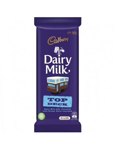 Cadbury Top Deck (180g)  ( Australia )